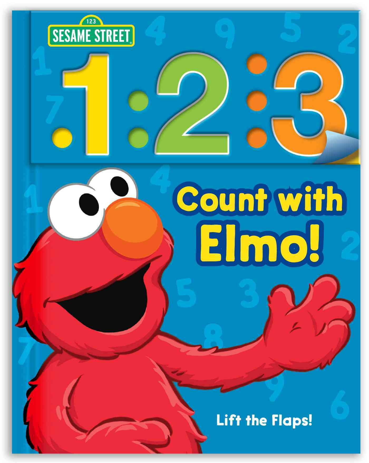 Sesame Street Count With Elmo! By Sesame Workshop (CRT)